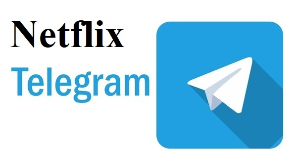 Netflix Telegram channel for Movies and TV series