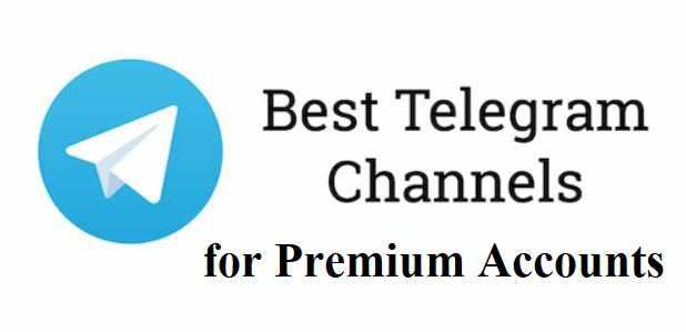 Premium Accounts Telegram